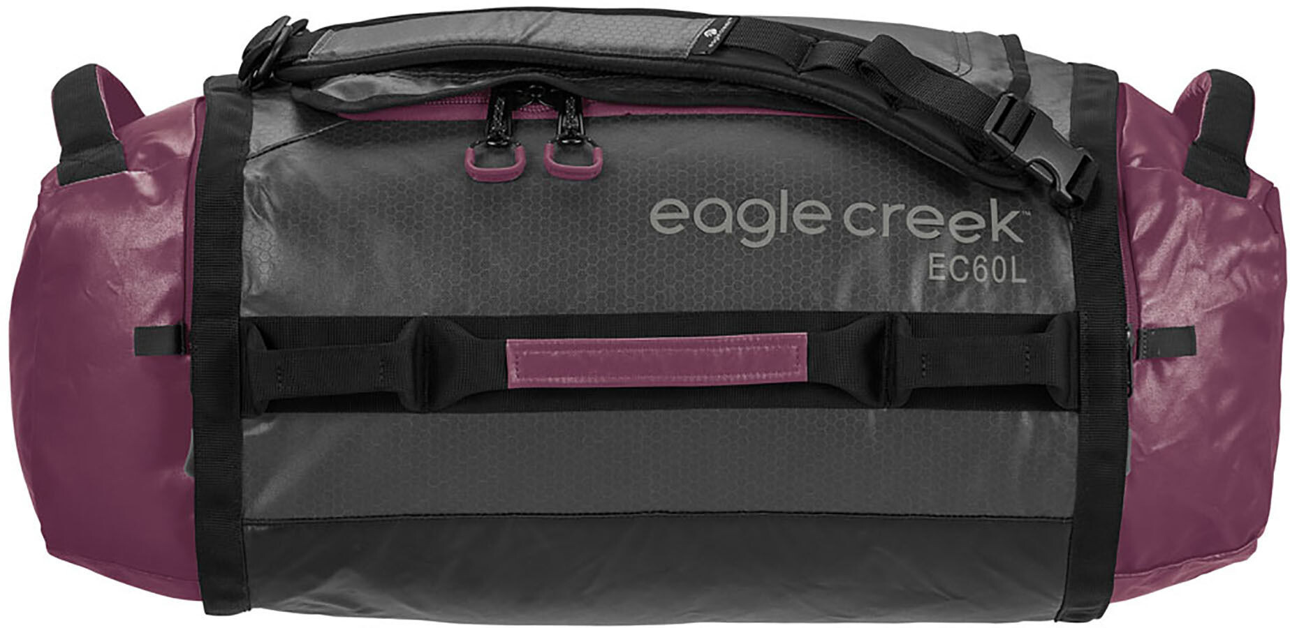 Eagle Creek Cargo Hauler Hauler Hauler Duffel 60l concord/asphalt 199d1b
